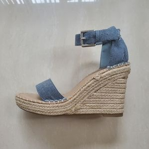 Nautica wedge sandals